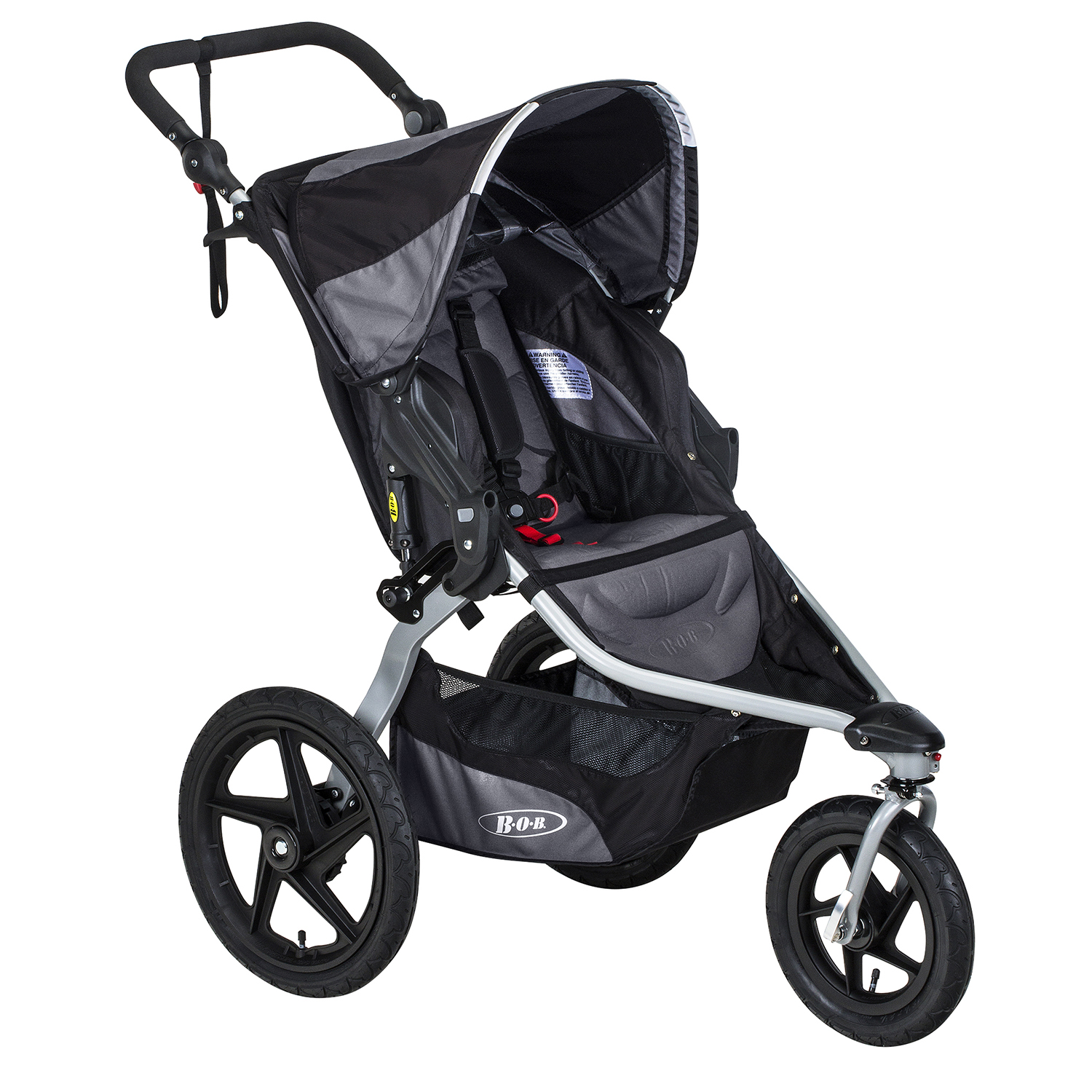 BOB Revolution FLEX Single Stroller, Black