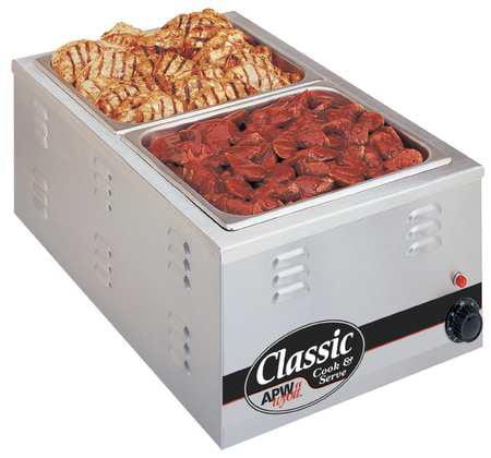 APW WYOTT CW-2A Cooker/Warmer, 22 Qt