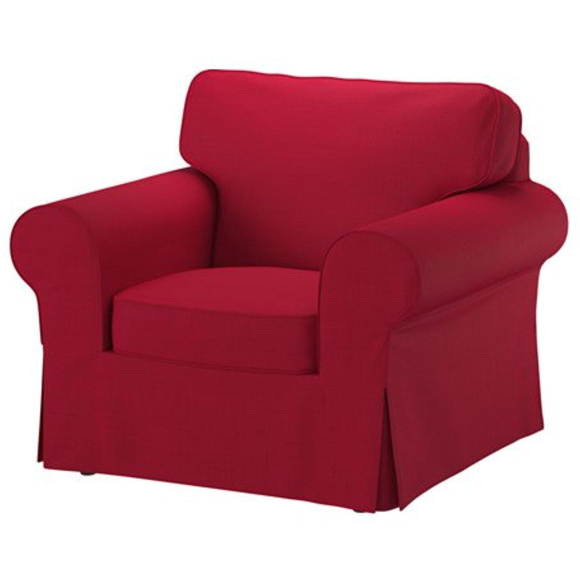 Ikea Chair cover, Nordvalla red 828.888.2238