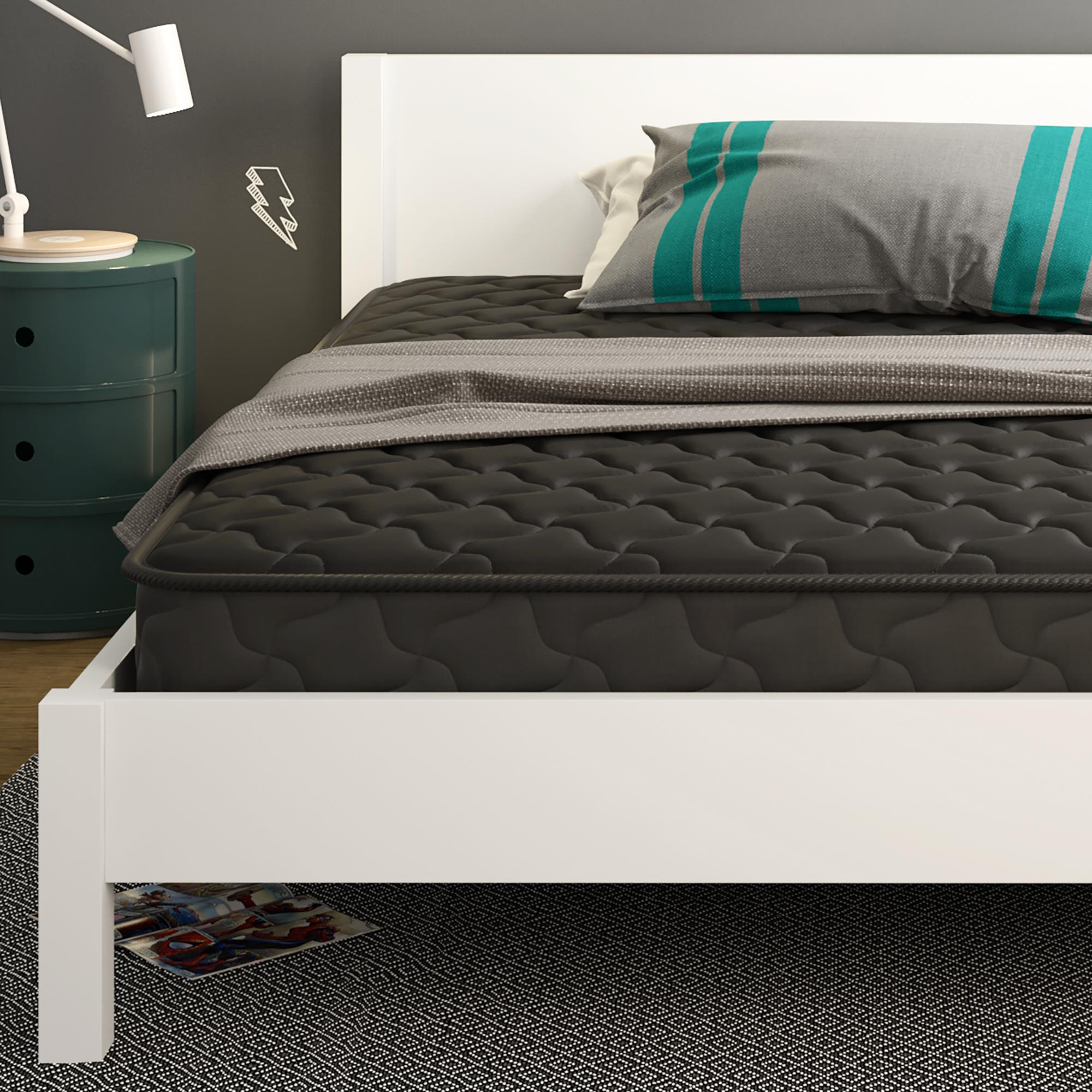 """Signature Sleep Essential 6"""" Black Coil Mattress, Multiple Sizes by Dorel Home Products"""