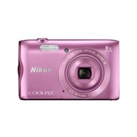 Nikon Coolpix 300 20MP Digital Camera (Silver) International Model No Warranty