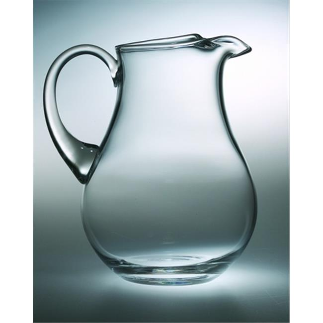 Majestic Gifts T-100 Classic Clear 64 oz.  High Quality Glass Pitcher