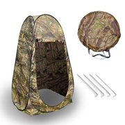 camouflage changing tent camping shower toilet pop up hunting privacy beach park