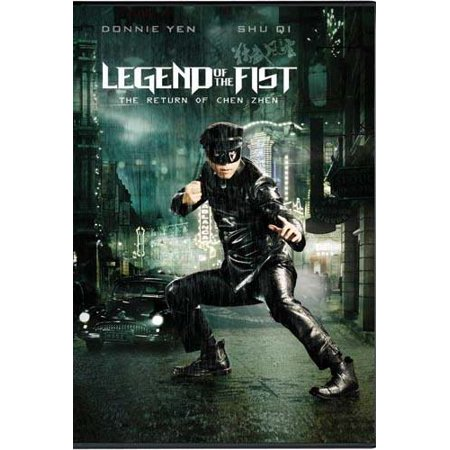 Best Legend of the Fist: The Return of Chen Zhen (DVD) deal