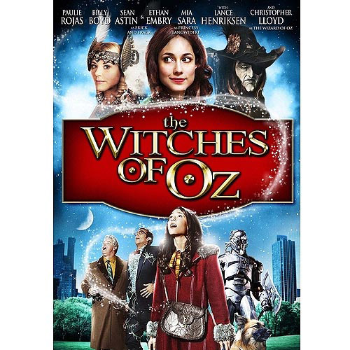 The Witches Of Oz (Widescreen)