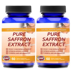 Saffron Extract 176 Mg Double Strength Tablets For Appetite