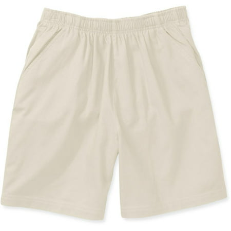 White Stag Women's Pull On Cotton Shorts - Walmart.com