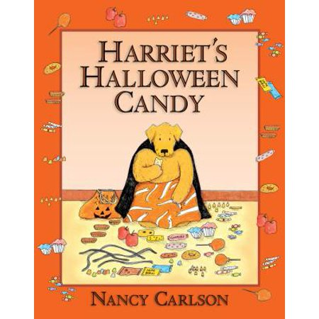 Harriet's Halloween Candy, 2nd Edition - Huntsman Halloween Edition