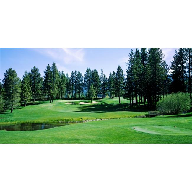 Biggies, Inc. GM-ETE-54 Golf Murals - Edgewood Tahoe - Medium