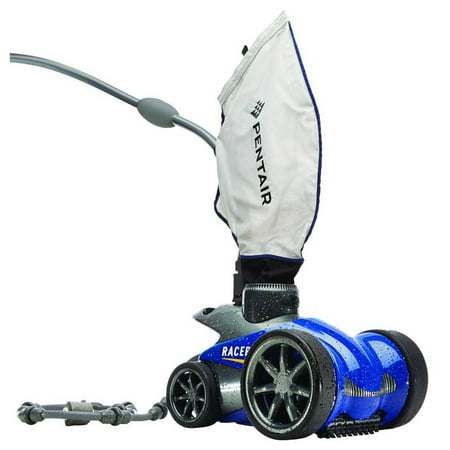 - Pentair 360228 Kreepy Krauly Racer Inground Pressure Side Swimming Pool Cleaner