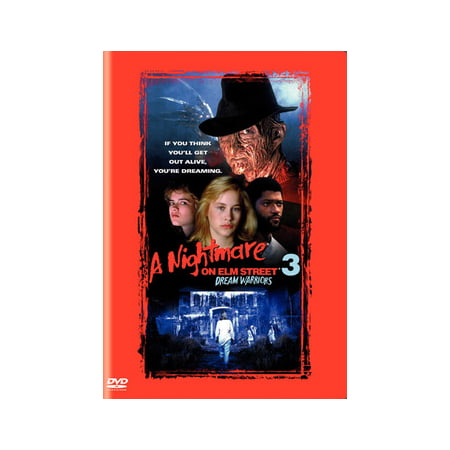 A Nightmare On Elm Street 3: Dream Warriors (DVD)