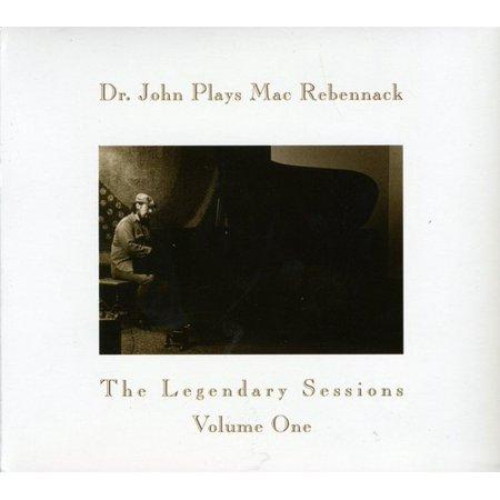 Dr John Plays Mac Rebennack (remastered) (CD) (Best Of Dr John)