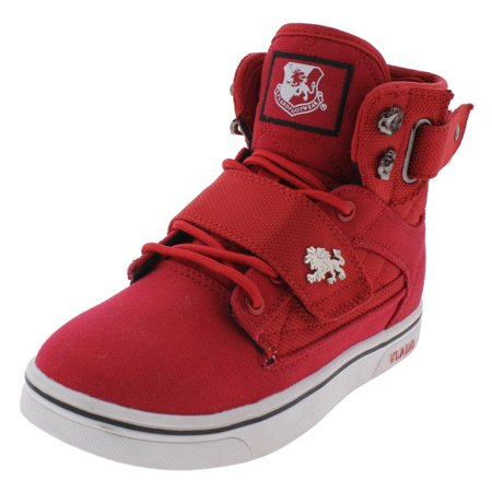 (Vlado Boys Atlas II Quilted High Top Fashion Sneakers)