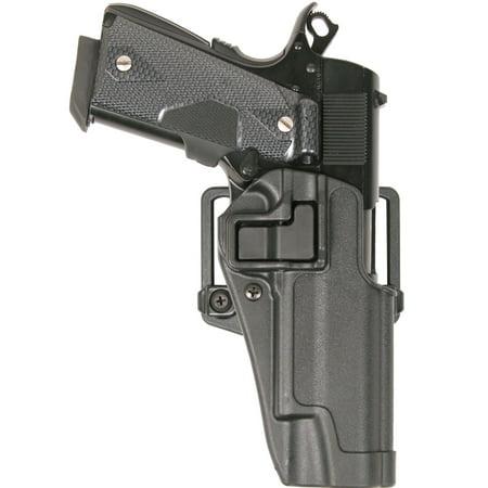 Concealment Holster - Blackhawk Serpa CQC Concealment Right Hand Holster Colt 1911 Government & Clones - 410503BK-R