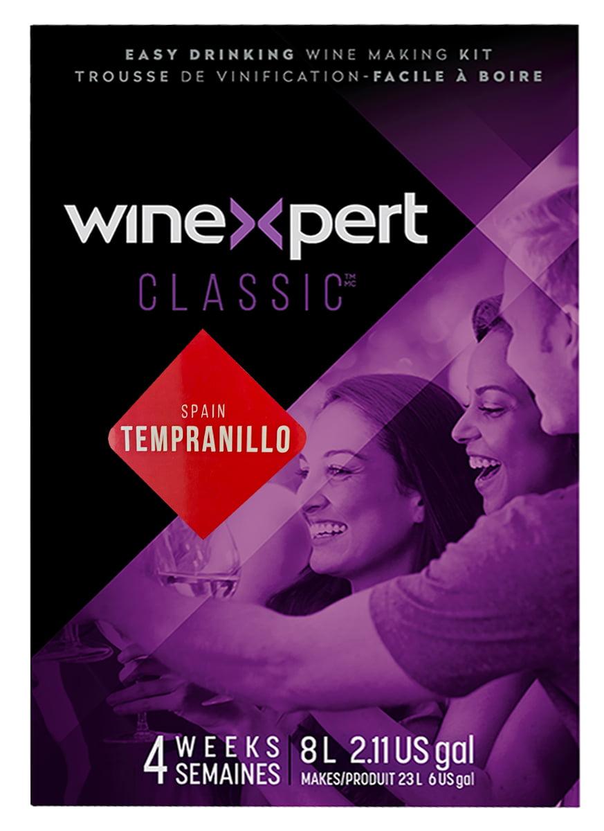 Classic Spanish Tempranillo Wine Ingredient Kit