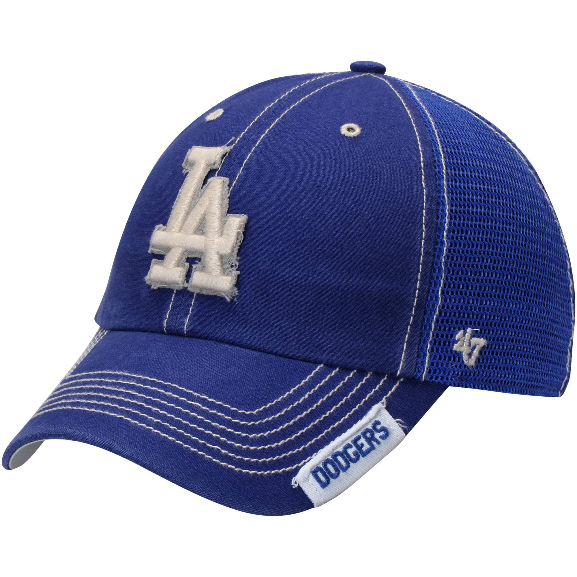 Los Angeles Dodgers '47 Turner Clean-Up Adjustable Hat - Royal - OSFA