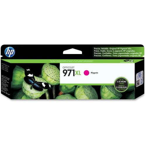HP HP 971XL, (CN627AM) High Yield Magenta Original Ink Cartridge by HP