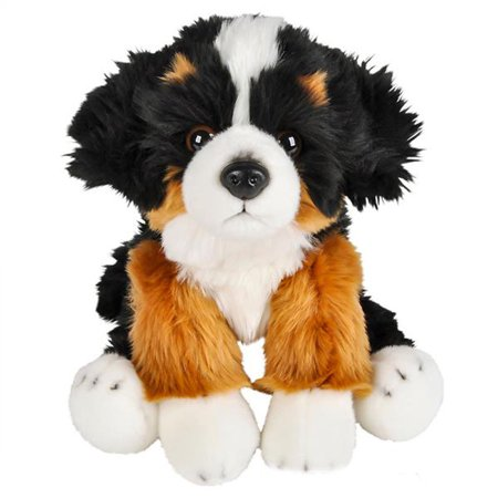 Adventure Planet Plush Heirloom Collection - FLOPPY BERNESE MOUNTAIN DOG (12