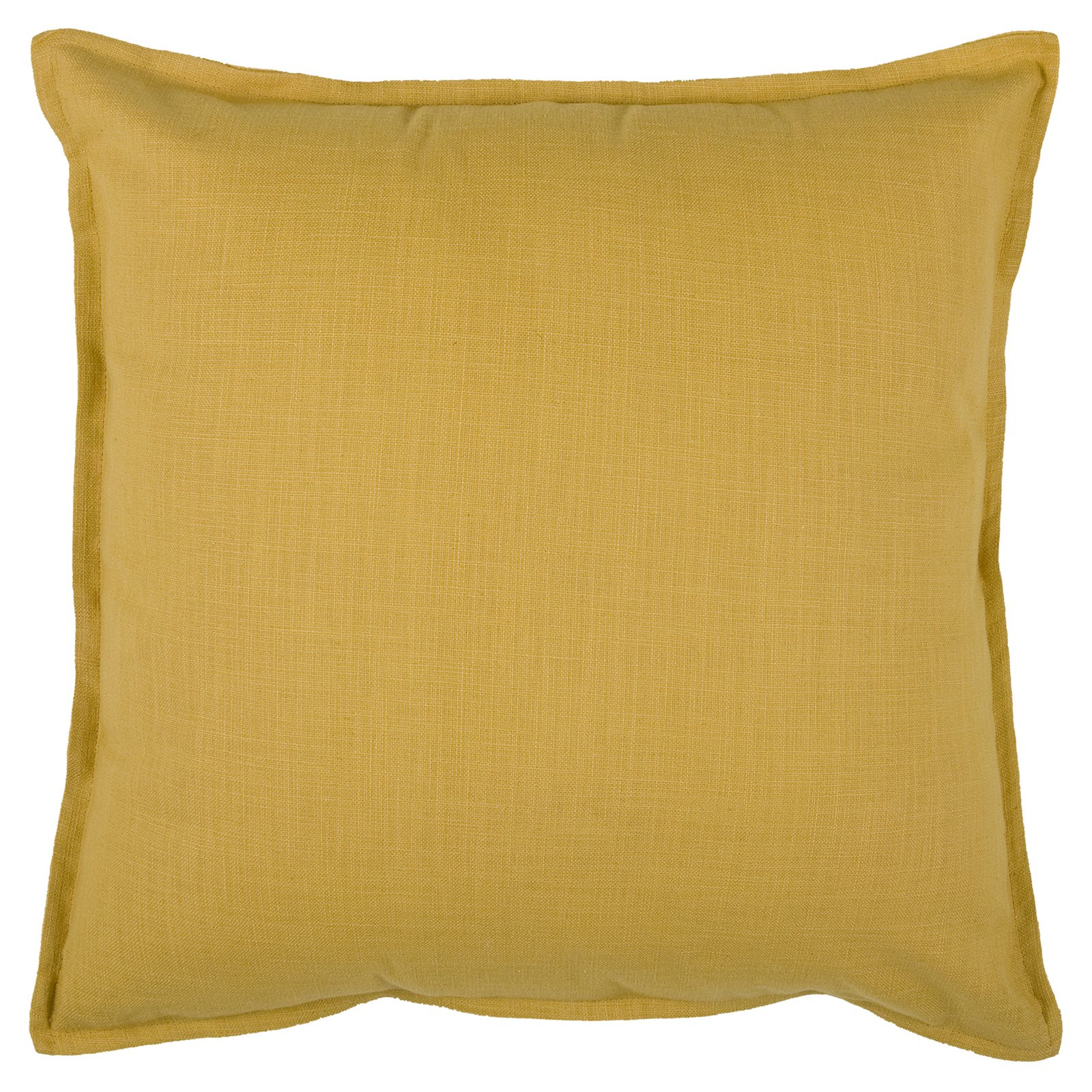 "Rizzy Home solid20"" x 20""Cotton decorative filled pillow"