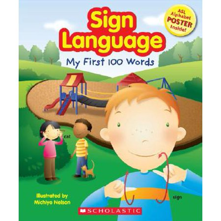 Sign Language : My First 100 Words - Halloween British Sign Language