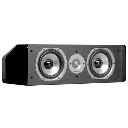 Polk Audio CS10 Center Channel Speaker (Single,