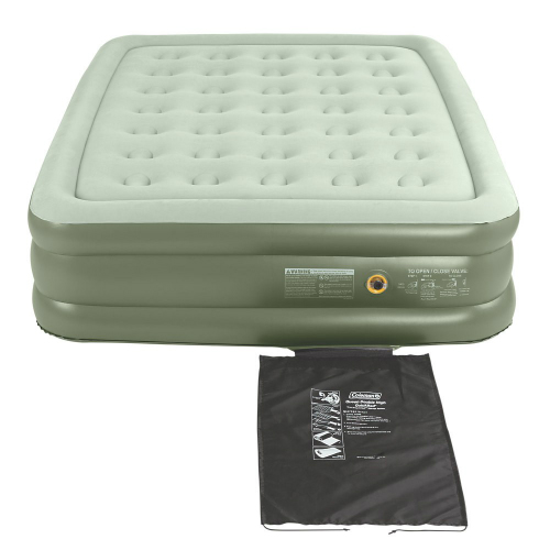 Coleman Quickbed Queen Double High Airbed Coleman Quickbe...