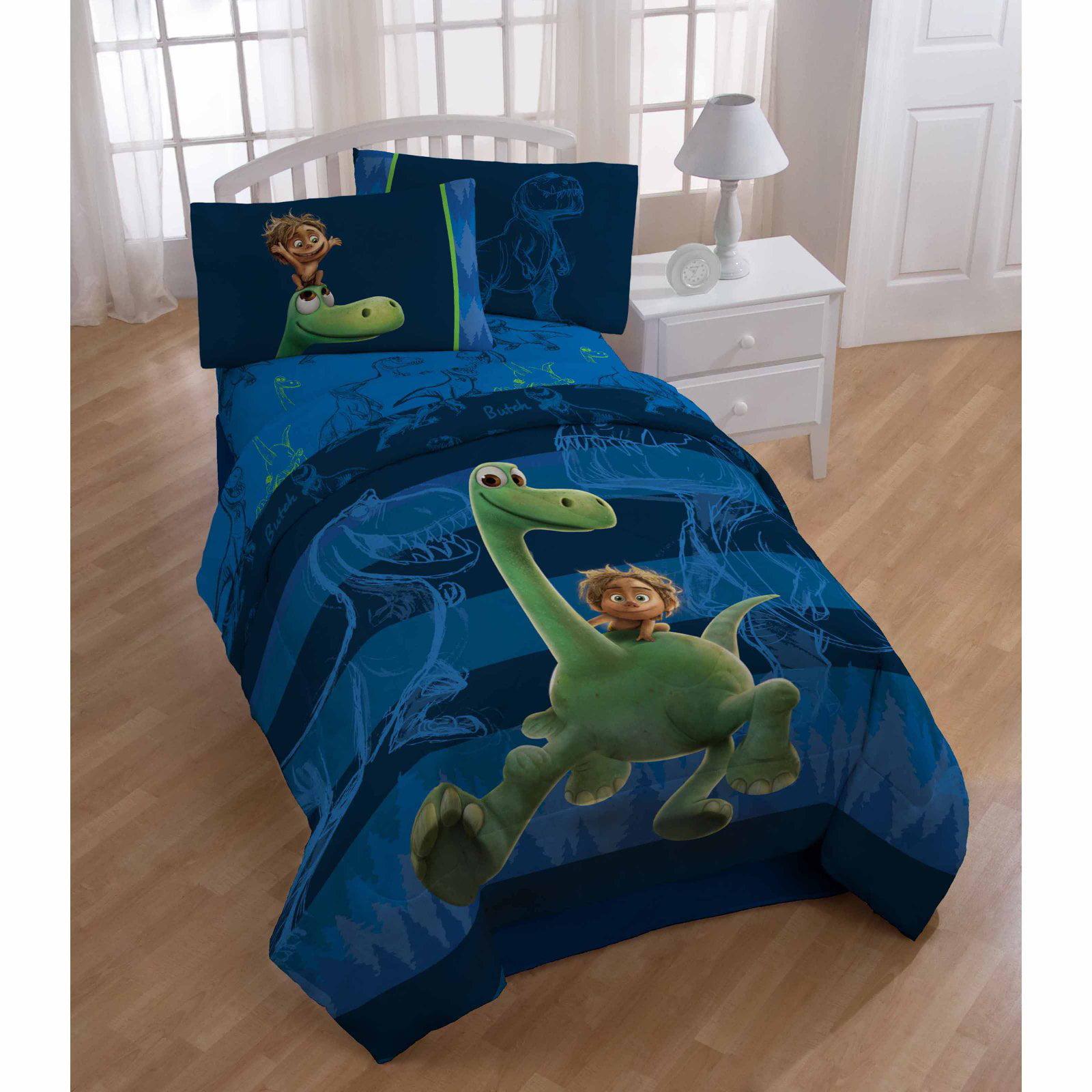 The Good Dinosaur Carnivore Reversible Comforter Disney