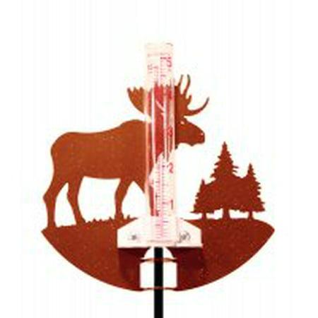 Moose Rain Gauge Copper - image 1 de 1