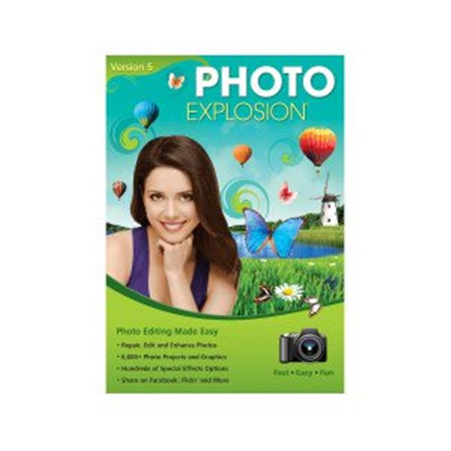 Photo Explosion Standard 5.0 (Email Delivery)