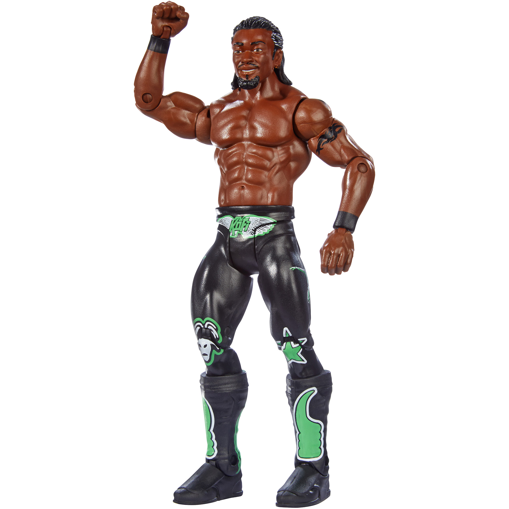 WWE BSC Kofi Kingston Action Figure