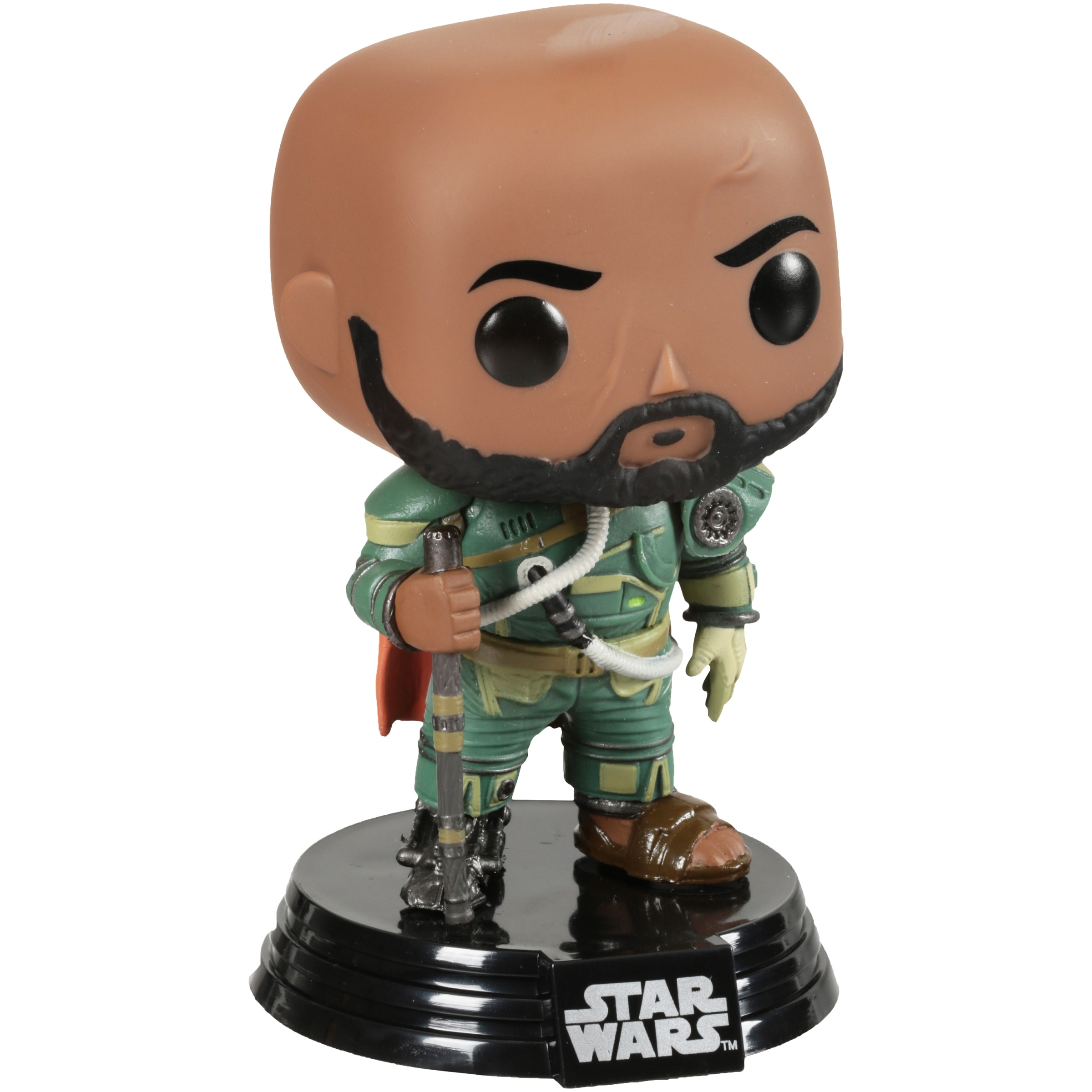 Pop!® Star Wars Rogue One™  153 Saw Gererra Vinyl Bobble-Head