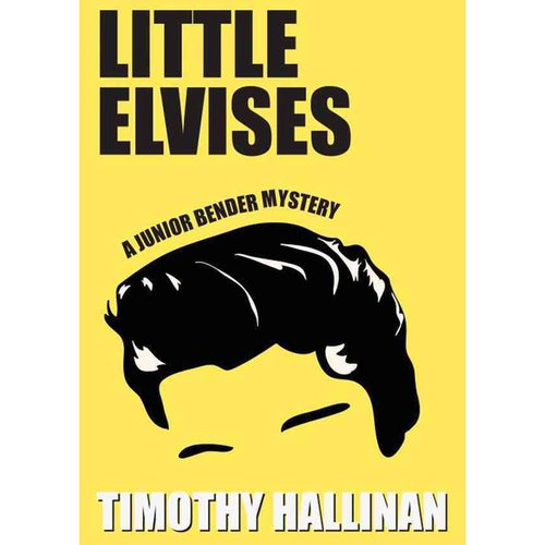 Little Elvises: Library Edition