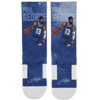 Paul George LA Clippers Strideline Galaxy Socks
