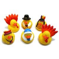 Thanksgiving Rubber Ducks