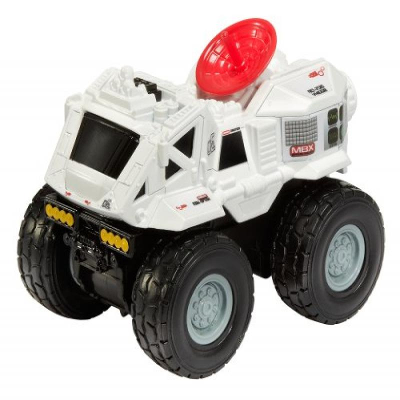 Matchbox Rev Rigs Space Truck by