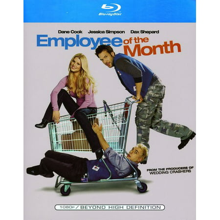 Employee Of The Month  2006   Blu Ray
