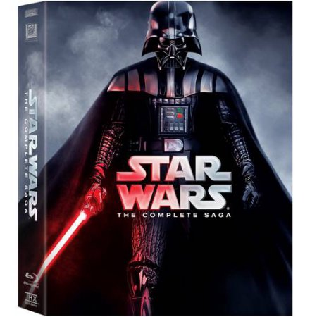 Star Wars: The Complete Saga (DVD) by Lucasfilm LTD