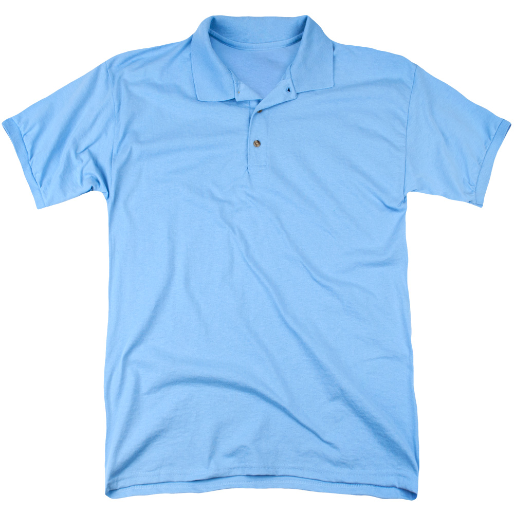 Love Boat The Love Boat (Back Print) Mens Polo Shirt