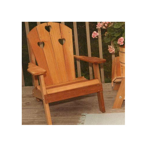 Creekvine Designs Cedar Furniture and Accessories Country Adirondack Chair
