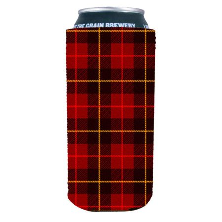 Plaid Patterned Flannel (Flannel Plaid Pattern 16 oz. (Pint) Can)