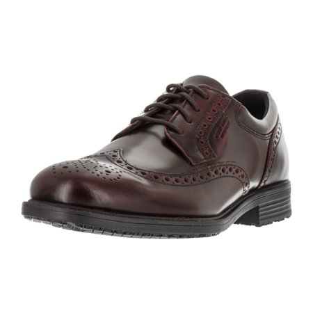 Rockport Mens Essential Detail Wing Tip Oxford Shoe