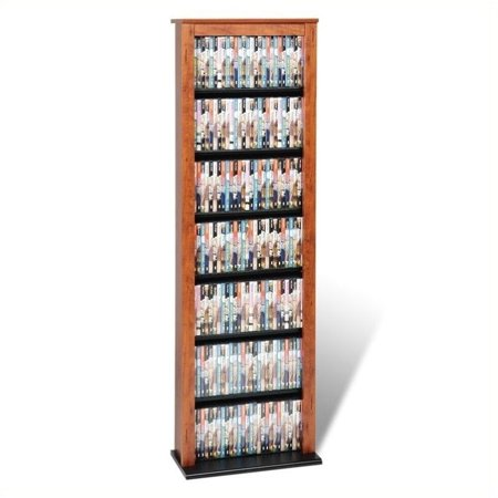 64 Inch Glass Tower Display - Hawthorne Collections 64