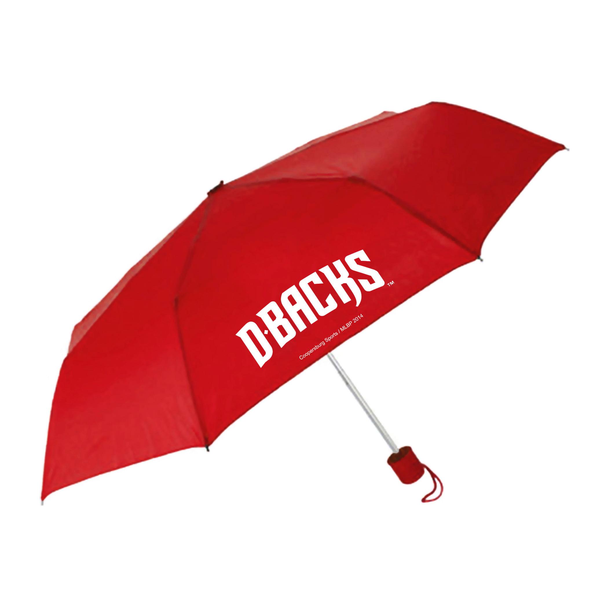 "Arizona Diamondbacks 42"" Pocket Umbrella 2-Pack - No Size"