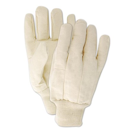 Magid MultiMaster 8 oz. Clute Pattern Mens Cotton Gloves, 12