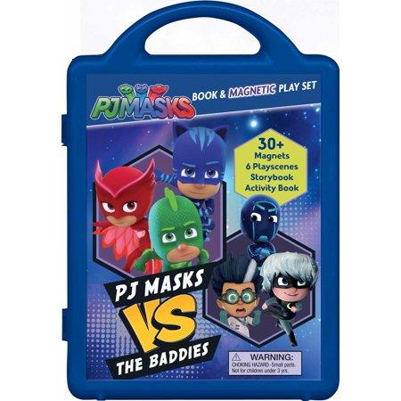 PJ Masks: PJ Masks Vs the Baddies (5 Week Old Sleeping Through The Night)