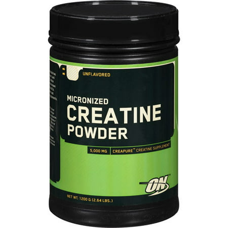 Optimum Nutrition Micronized Creatine Powder   Unflavored  1200 G  2 64 Lbs