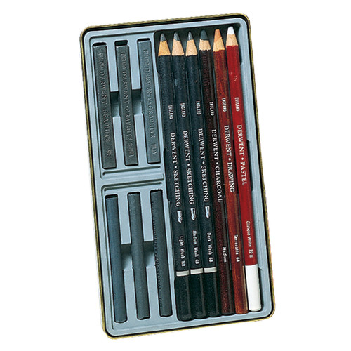 Derwent Sketching Pencil (Set of 12)