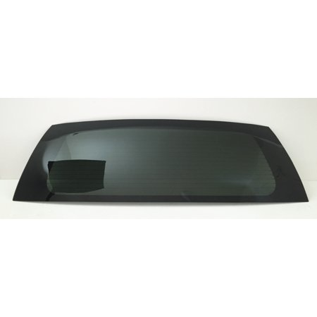 For 2004-2009 Dodge Durango & 2007-2009 Chrysler Aspen Back Tailgate Window Glass Replacement Heated Dark Tinted