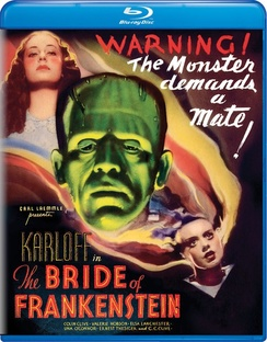 The Bride Of Frankenstein (Blu-ray) by Universal Studios Home Video