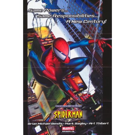 2000 Spider - Ultimate Spiderman POSTER (27x40) (2000)